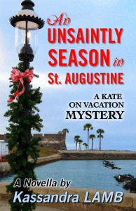 Unsaintly Season book cover