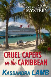 Cruel Capers book cover