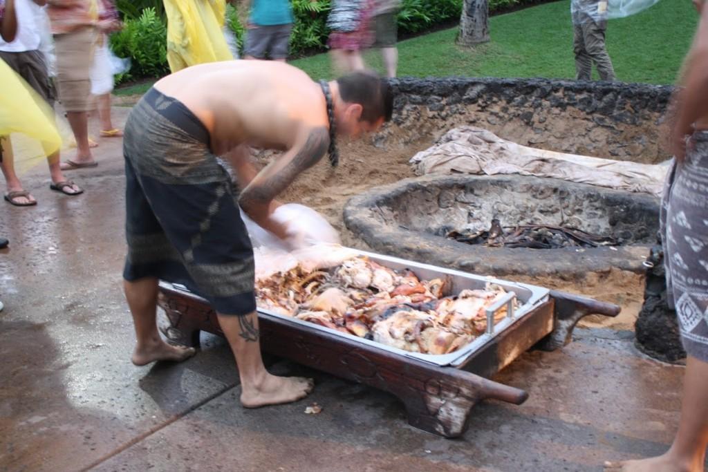 the kalua pig