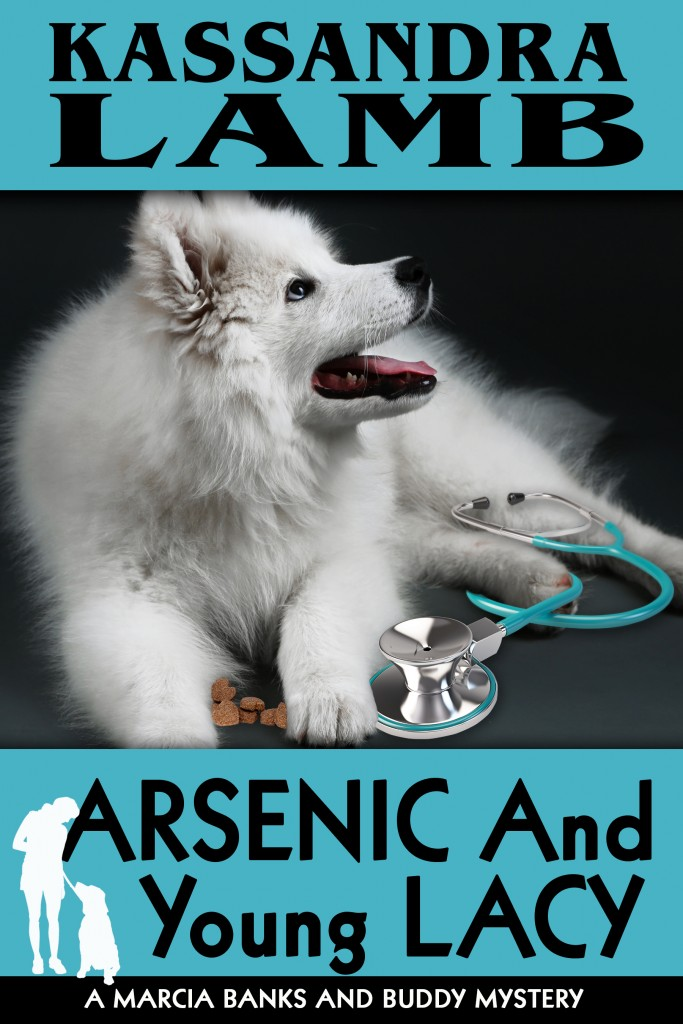 Arsenic and Young Lacy book cover