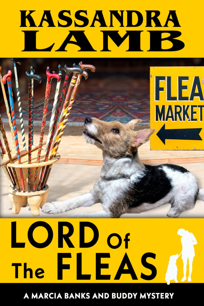 Lord of the Fleas book cover